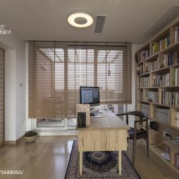 日式书房装修图