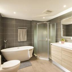 日式卫浴装修图