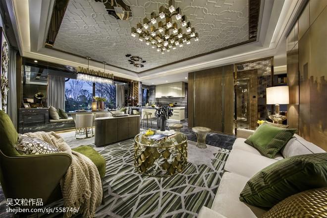 简约风格家装客厅设计