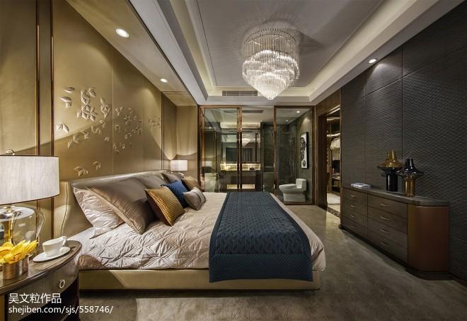 简约风格家装卧室装修图设计