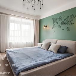 家装现代卧室装修