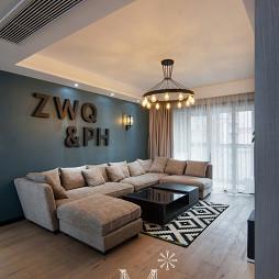 家装现代客厅装修图