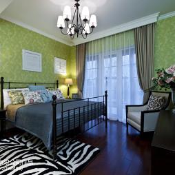 田园闲适家装卧室设计