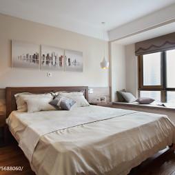 现代简约装修卧室设计