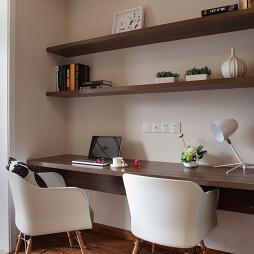 现代简约装修书房设计