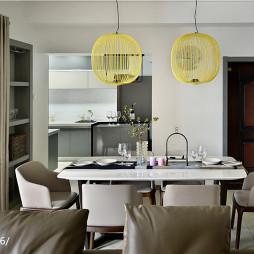 现代装修餐厅设计
