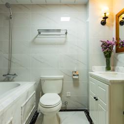 美式装修卫浴设计