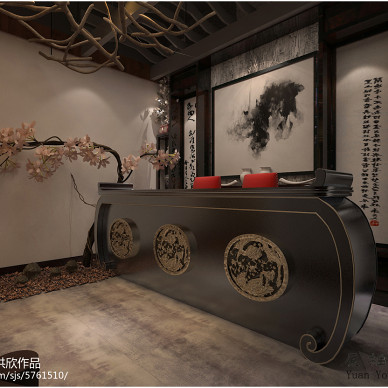 北京茶室——《花辰月夕》_2247826