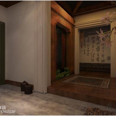 北京茶室——《花辰月夕》_2247828