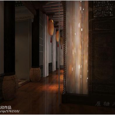 北京茶室——《花辰月夕》