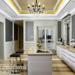 新古典廚房設計