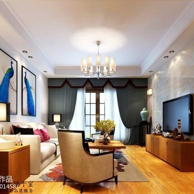 客厅中式装饰画