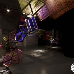 西隅设计作品空间展示图