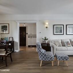 美式家装客厅设计