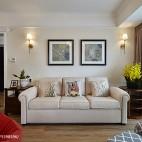 美式布艺沙发
