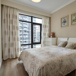 美式风卧室设计