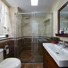 美式风卫浴设计