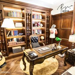 公装时尚办公桌设计