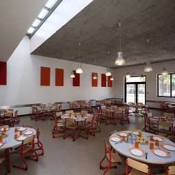 小学餐厅设计