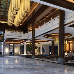 省级文化产业园五星中式接待酒店_2256837