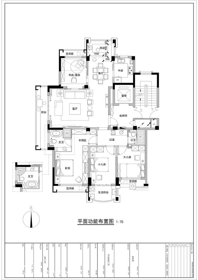 丽州一品住宅设计_2261760