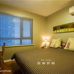 家装混搭卧室设计