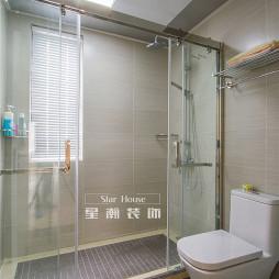 家装日式卫浴设计