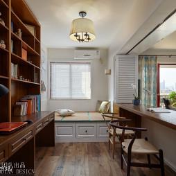 北欧风格装修书房设计