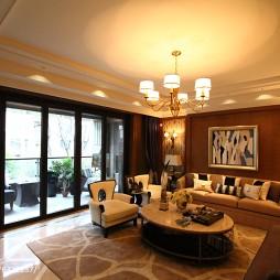 混搭风格装修客厅设计