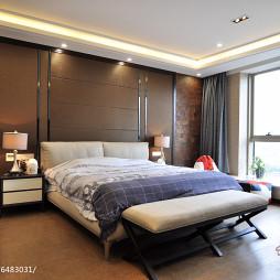家装现代卧室设计