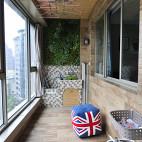 家装现代风阳台设计