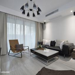 家装简约风格客厅设计