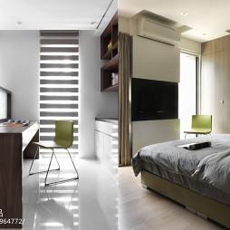 时尚现代卧室装修