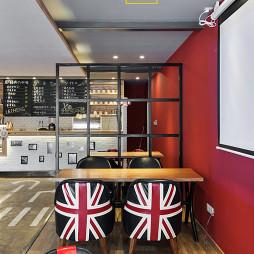 咖啡厅餐桌设计