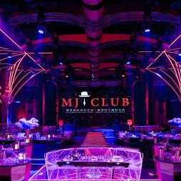 摩界酒吧DJ台设计