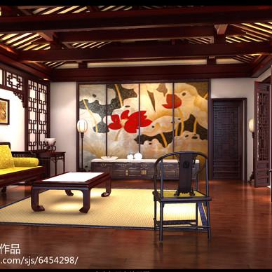 中式别墅_2278803