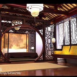中式别墅_2278808