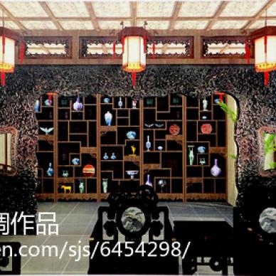 古典中式别墅_2278809