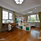 欧式风儿童房装修图