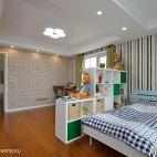 欧式风格儿童房装修图