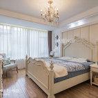 200㎡欧式风卧室装修
