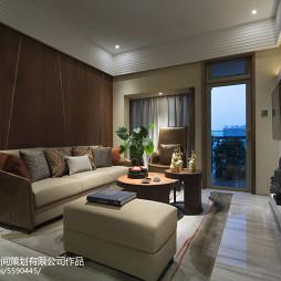 時尚現代格調客廳裝修圖