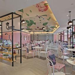 南京女王下午茶餐桌布局设计