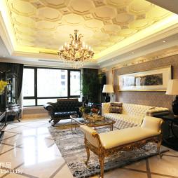 欧式时尚家居客厅装修图