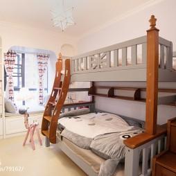 美式简装儿童房