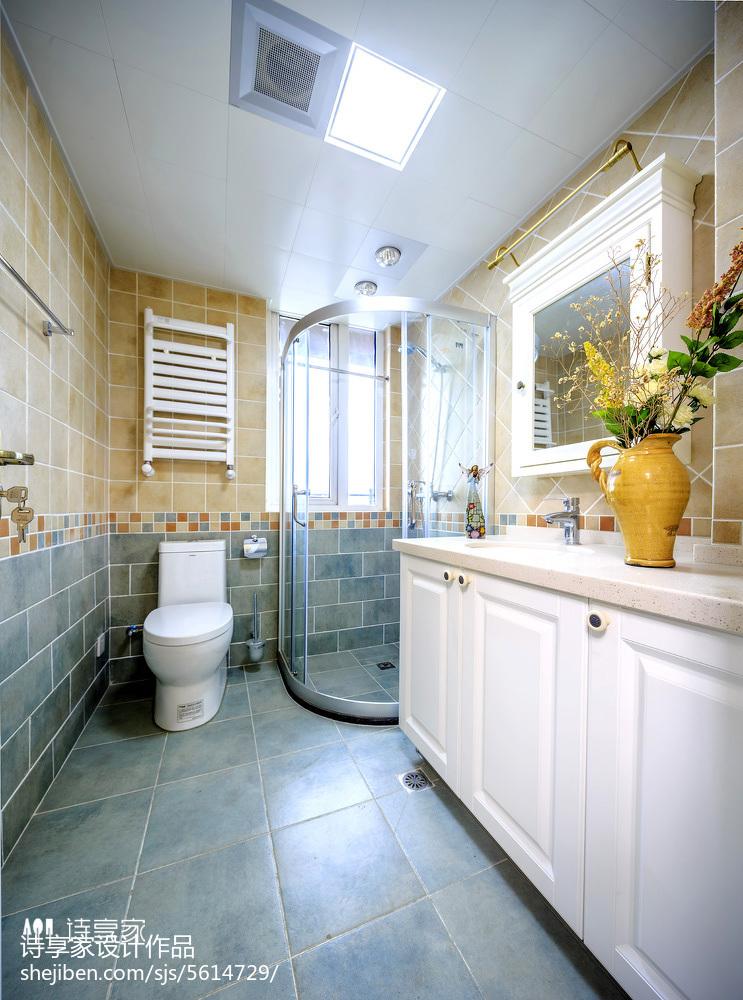 厨房地砖效果图欣赏_浴室瓷砖防滑 – 设计本装修效果图