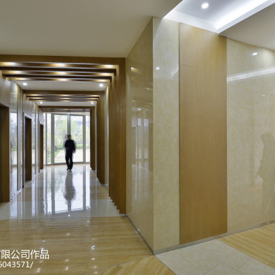海唐广场公共走廊