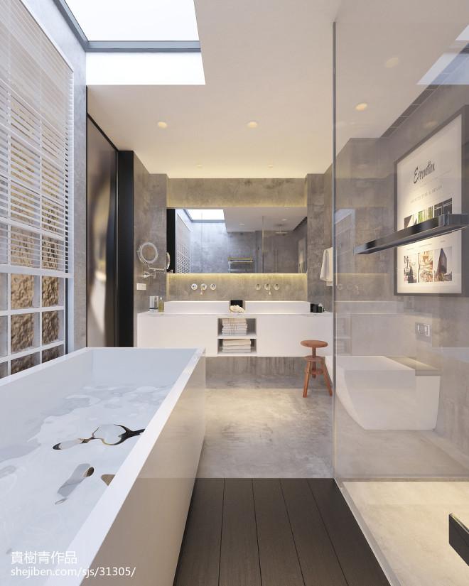 浴室石膏板吊顶