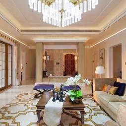 美式家装格调客厅装修