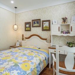 家居美式儿童房装修图